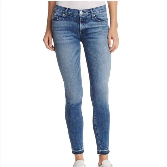 Hudson Jeans Denim - Hudson Nico Crop Jeans